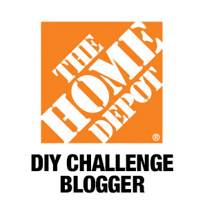 The Home Depot DIY Challenge Blogger