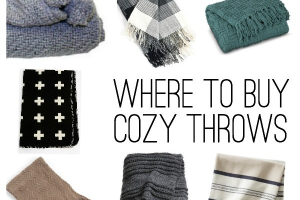 Cozy Throw Blankets