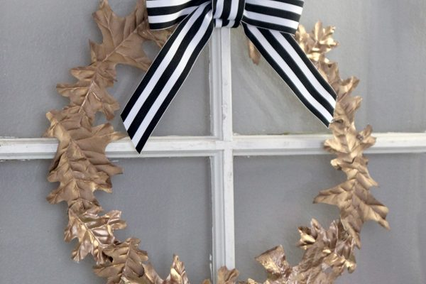 Fall Wreath Tutorial