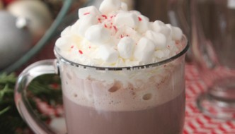 My Favorite Hot Cocoa and Christmas Decorating