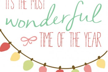 23 Gorgeous Christmas Printable for FREE