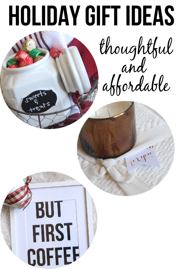 Thoughtful and Affordable Gift Ideas