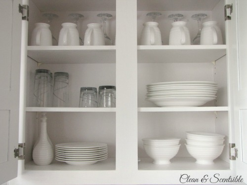 Tips to organize a small kitchen how to organize kitchen cabinets 9 clean and workwithnaturefo