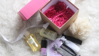 Gift for Her – Spa Day In A Box