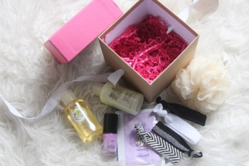 Gift For Her - Spa Day in Box