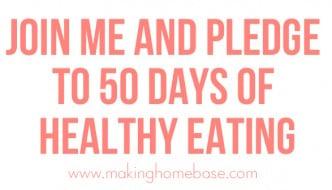 join me in heathy eating