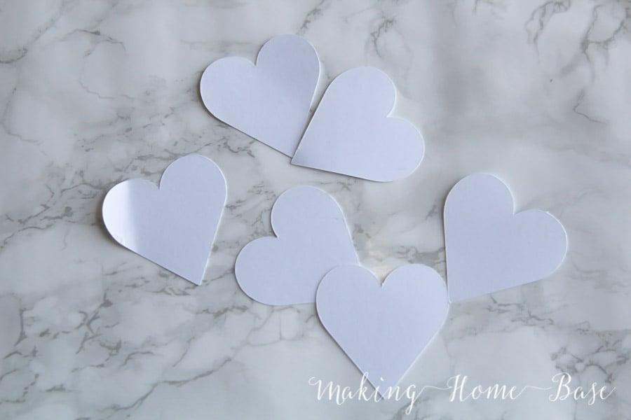 Glitter Heart Garland-1-2