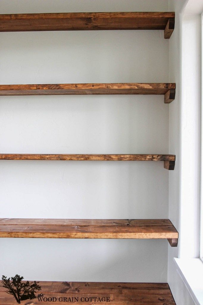 DIY Shelves 18 Shelving Ideas