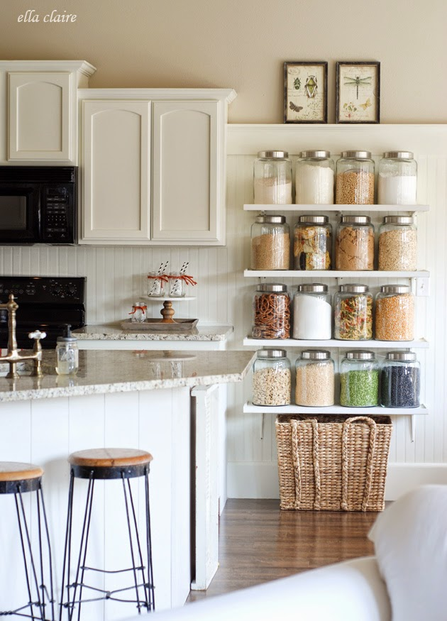 How To Organize Kitchen Corner Cupboards