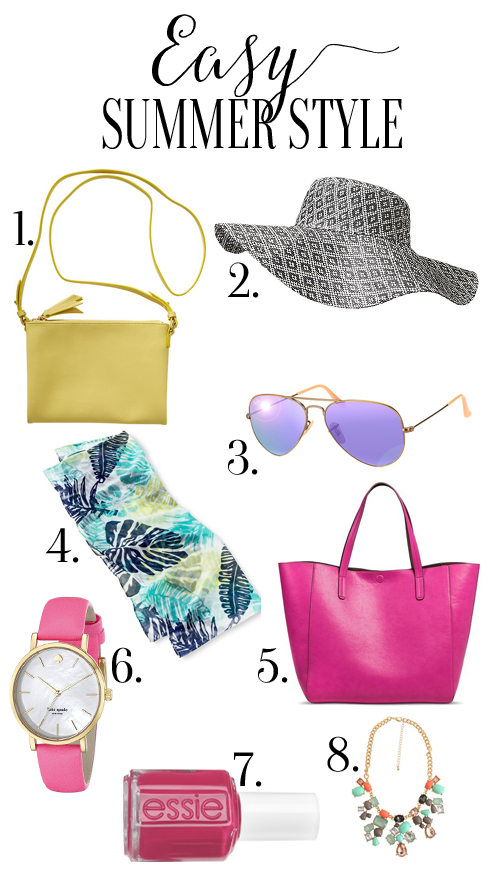 Easy Summer [Pregnant Lady] Style