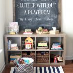 20 Ingenious Playroom Organization Ideas