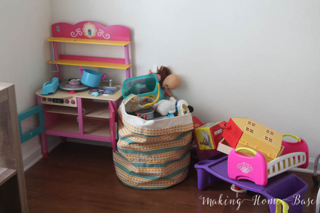 organizing toys in living room how to manage organization when you don t a playroom 21348