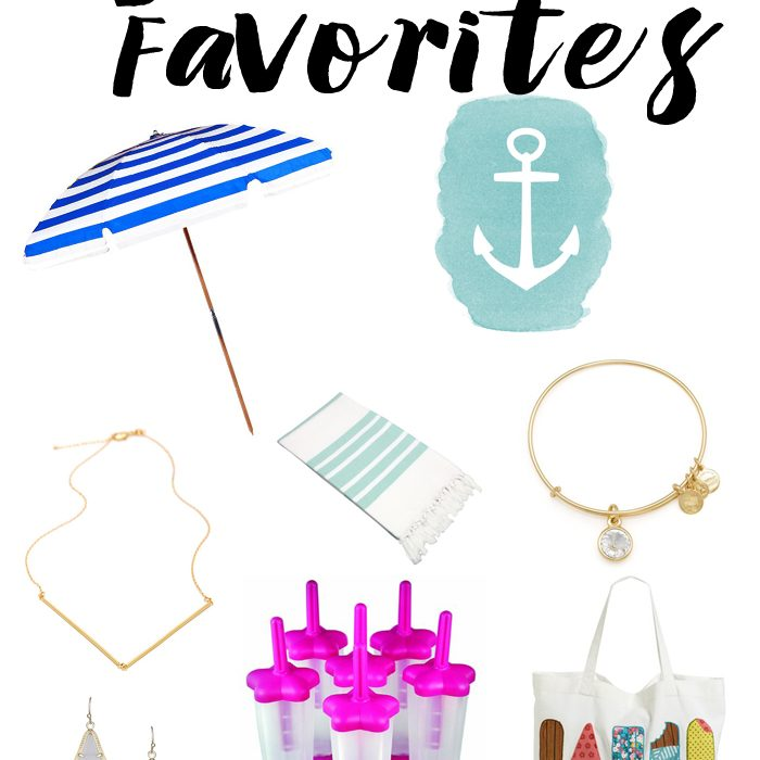 Summer Favorites + A Zeeberry.com Giveaway