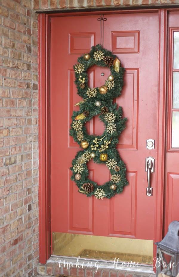Christmas Wreath Trio-5