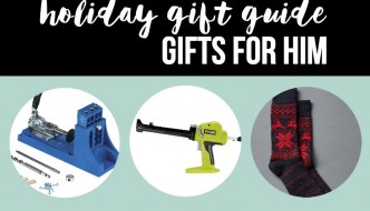 Holiday Gift Guide – Gifts for Him