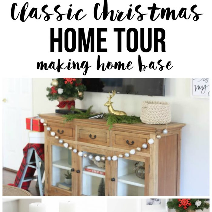 Classic Christmas Home Tour Part 2