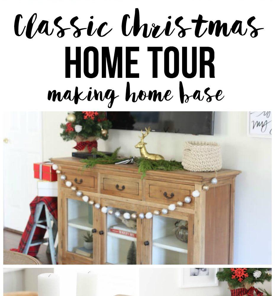 Classic Christmas Home Tour Part 2