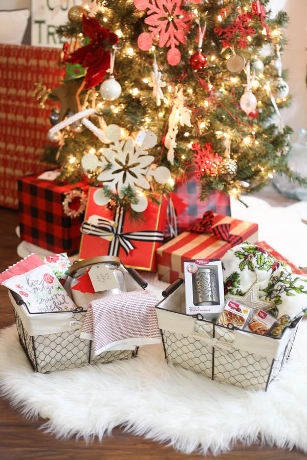 Holiday Gift Basket Ideas - Making Home Base