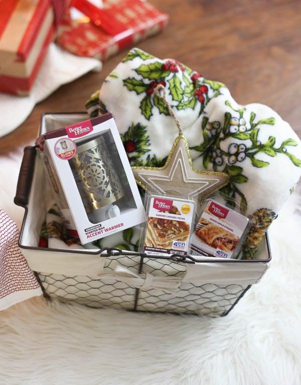 Gift Basket Gift Ideas_