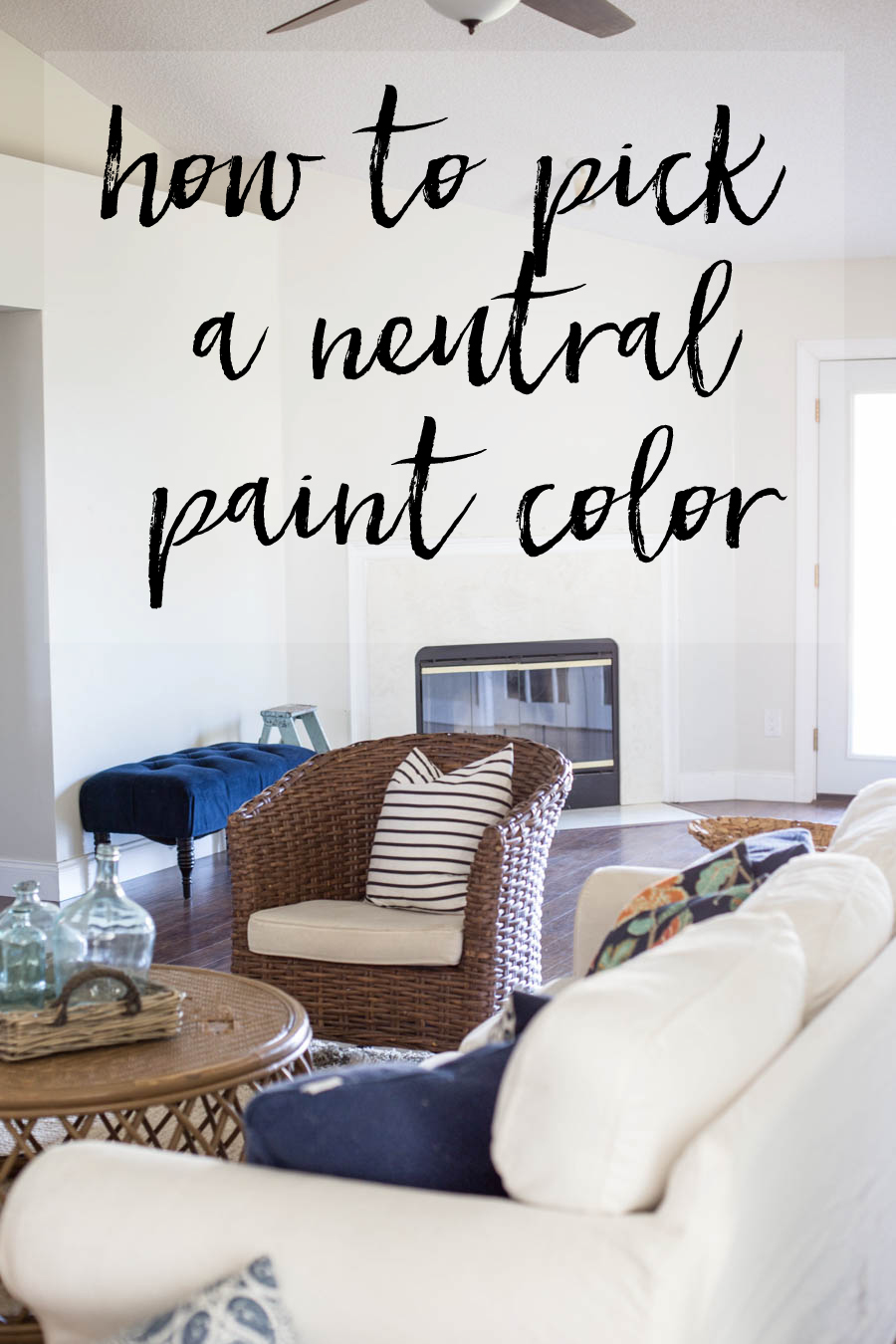 Neutral Paint Colors The Best Paint To Cover Dark Walls