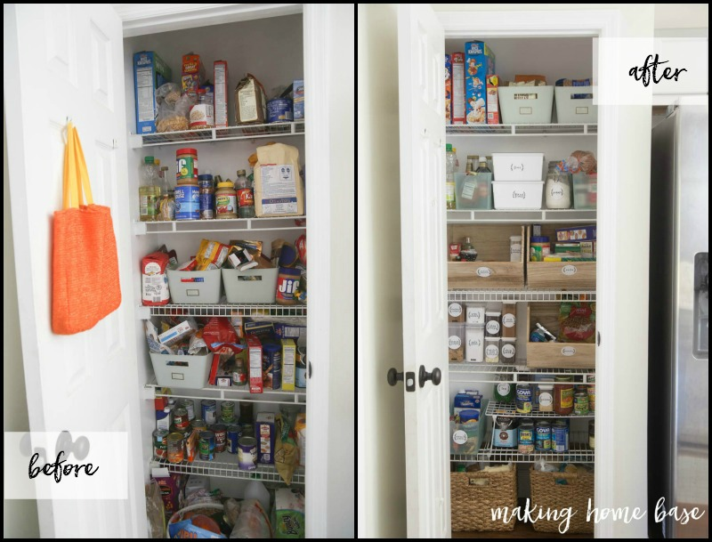 picture relating to Free Printable Organizing Labels identified as 6 Methods in direction of Pantry Small business with Free of charge Printable Labels