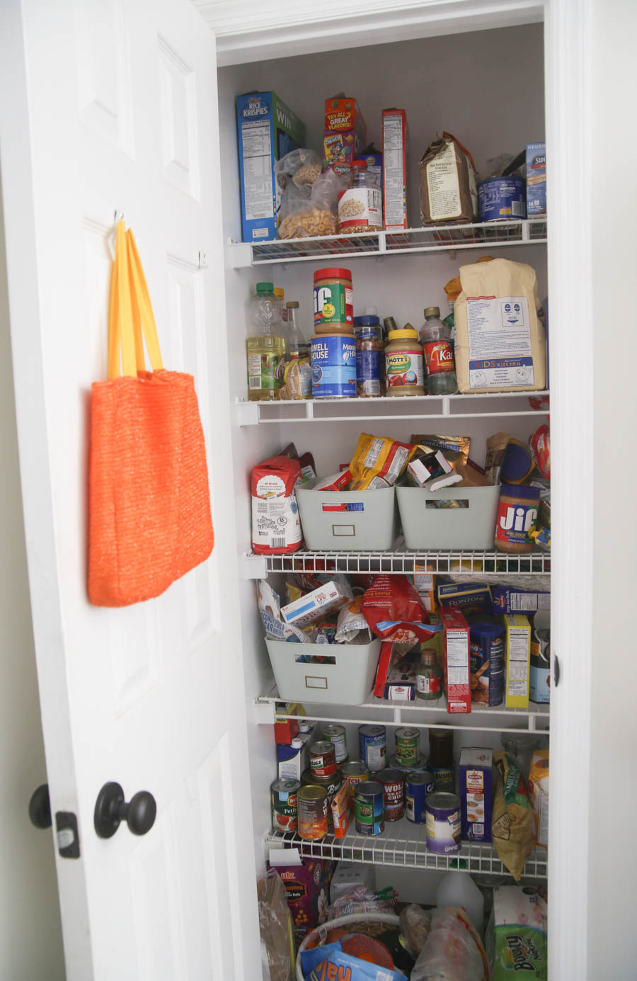 organized pantry how to organize your pantry with labels making