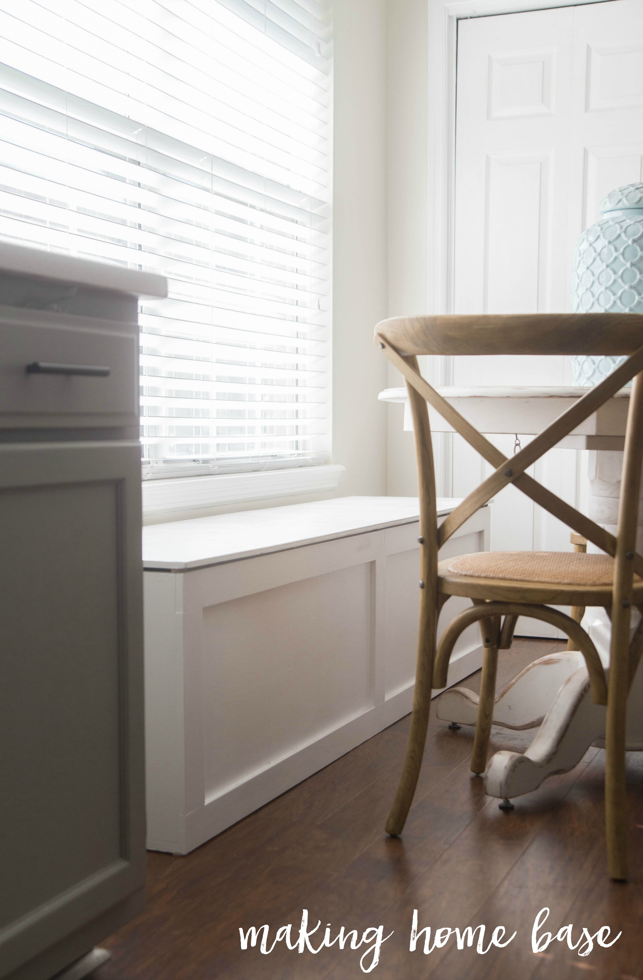 Pictures Of Window Seats how to build a window seat with storage - diy tutorial