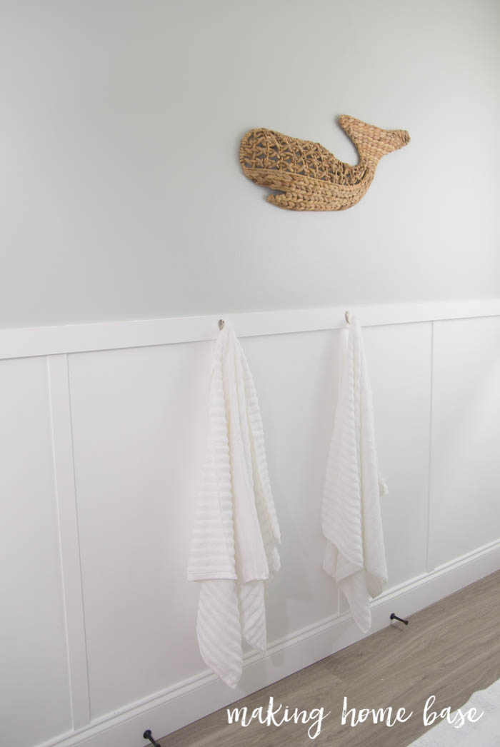 Budget Friendly Bathroom Makeover