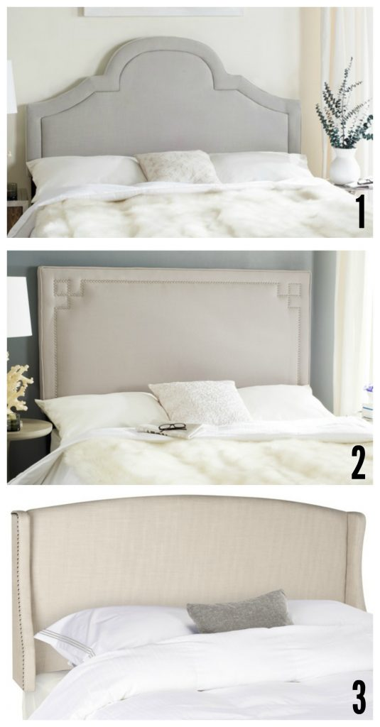 headboard options