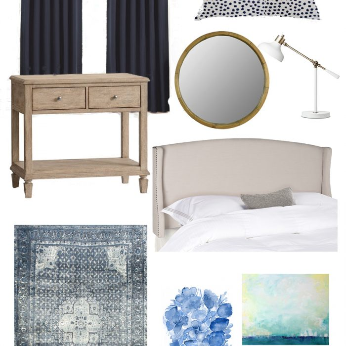 Master Bedroom Ideas + Moodboard
