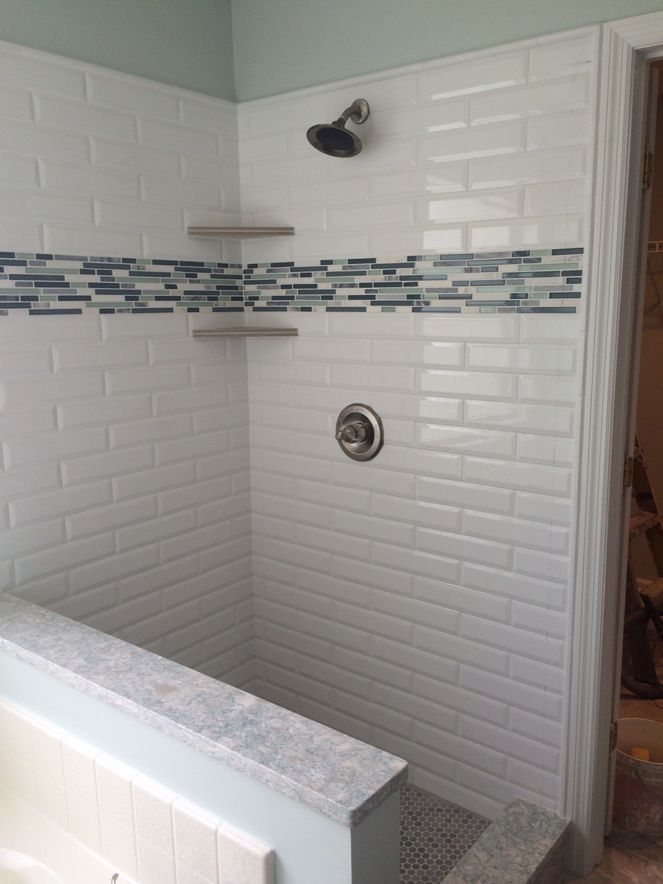 Selecting Shower Tile - Tips and Tricks