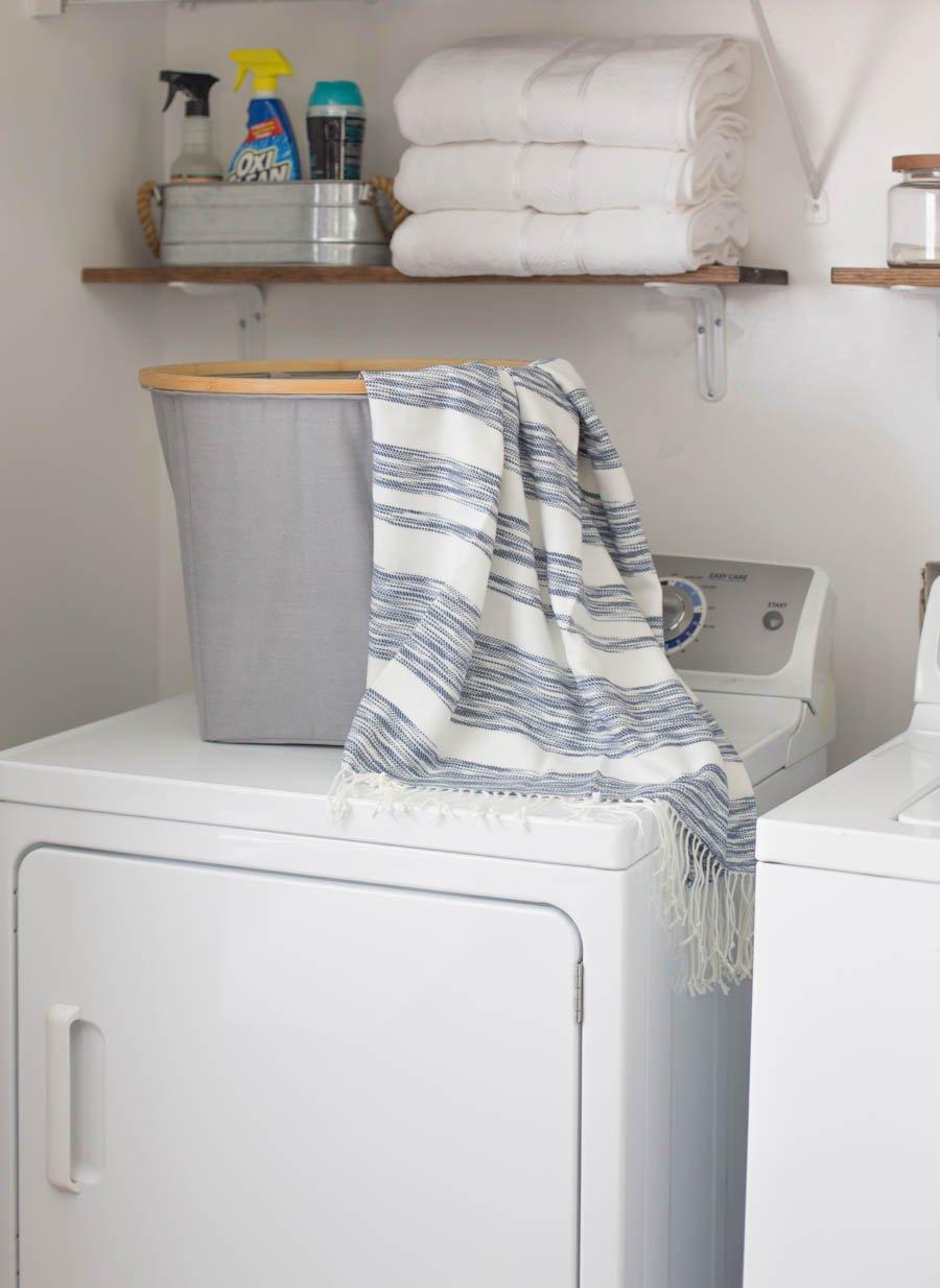 Laundry Closet Organization-9
