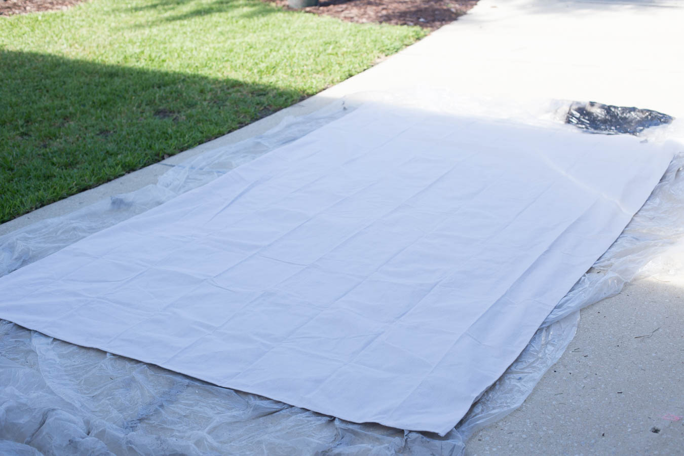 Painted Drop Cloth Rug-8
