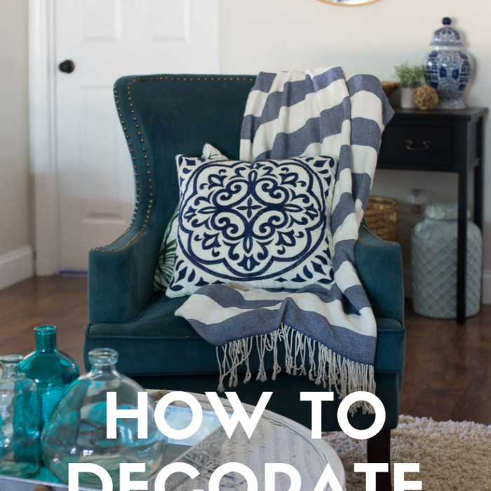 How to Decorate When You Think You Can't Even