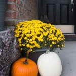 5 Minute Decorating – Fall Porch