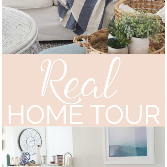 Real Home Tour – What my house really looks like