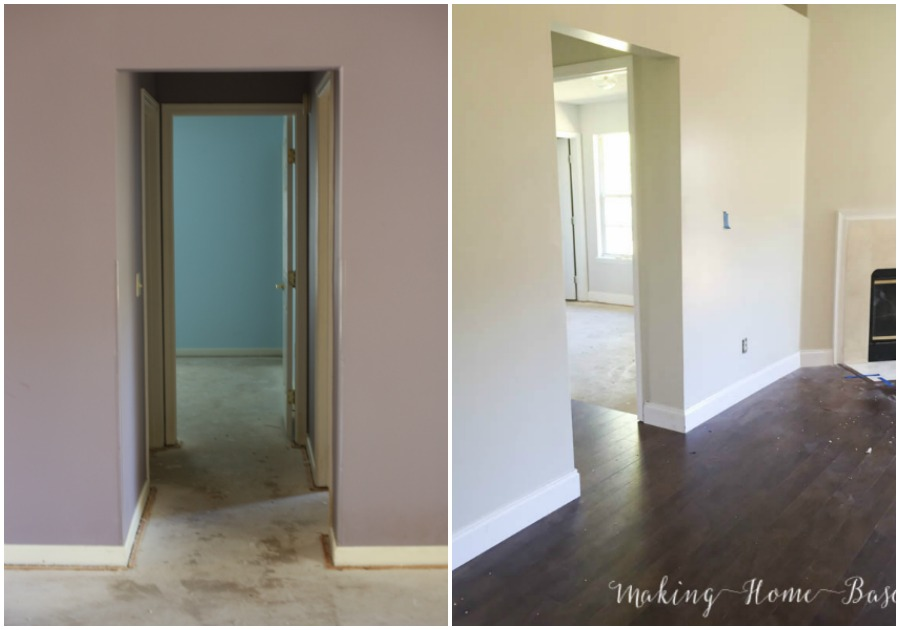 hallway-before-and-after