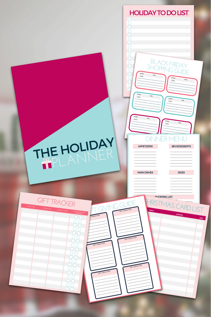 photo relating to Printable Organization named Printable Getaway Planner - Arrange Your Vacation Creating