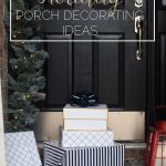 Holiday Decorating Tips for a Small Porch