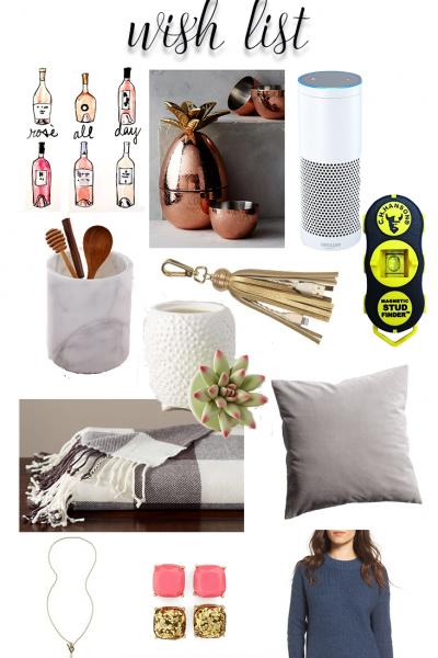 Holiday Wishlist for Moms