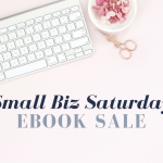 Small Biz Saturday – Don't Wait Decorate eBook SALE