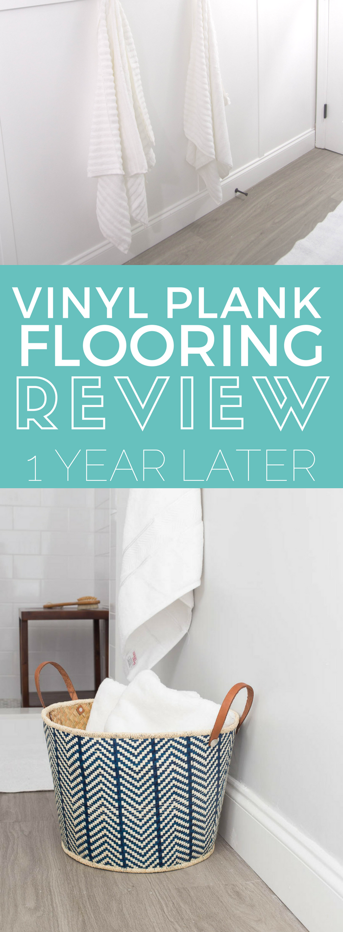 Vinyl Plank Review - 1 year later
