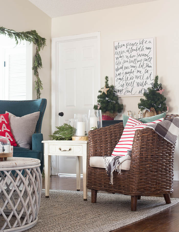 Christmas Home Tour Making Home Base