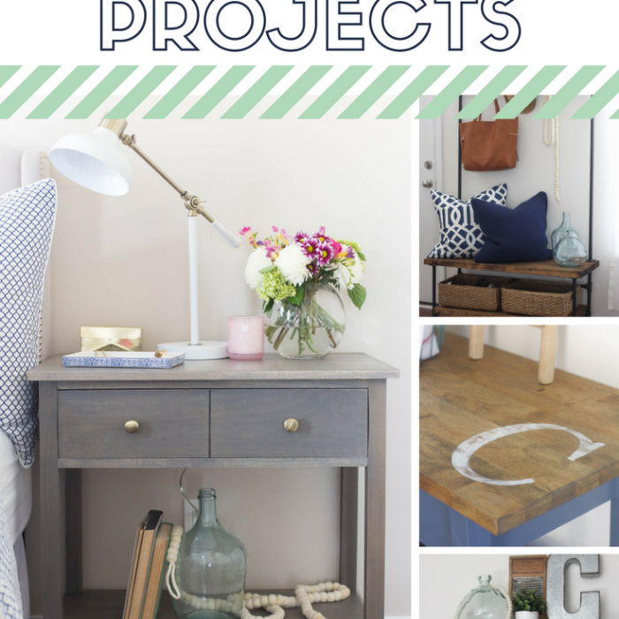 7 DIY Furniture Projects