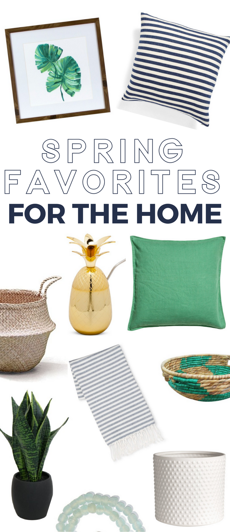 10 Spring Home Decor Items That Will Refresh Your Home This Season
