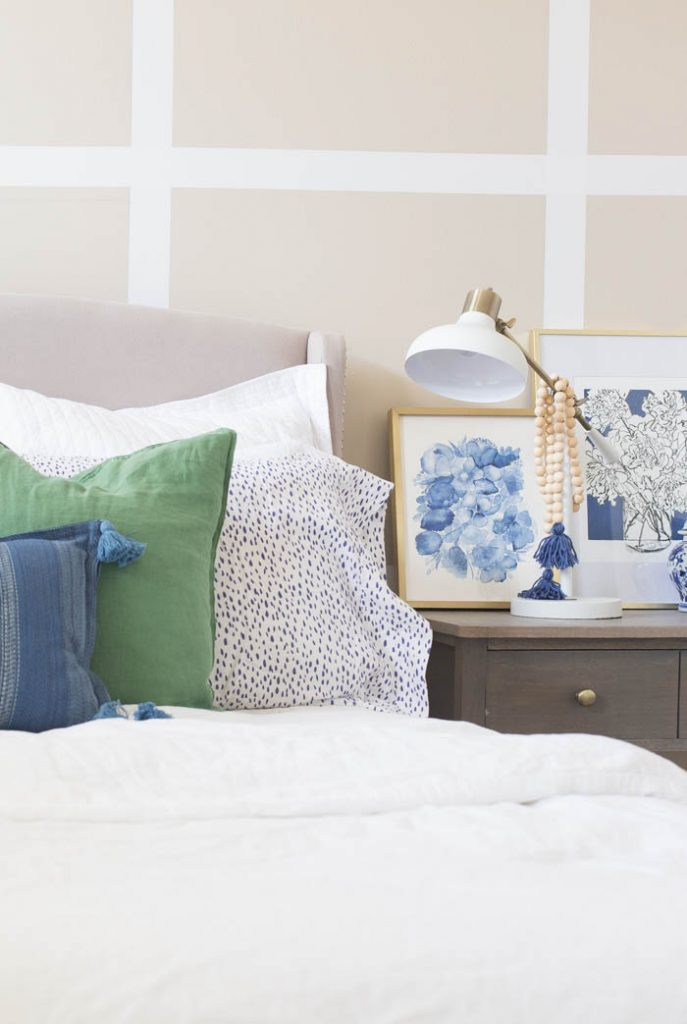 Wood Bead Garland with Tassels - DIY Tutorial