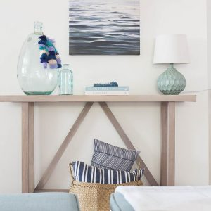 Beachy Console Table | DIY Friday