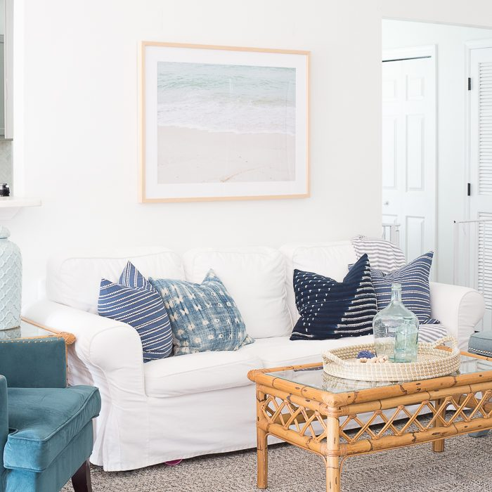Why I Decided to Paint My Living Room White