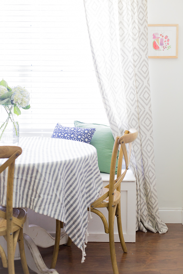 Simple Summer Decorating - Fresh and simple decorating ideas