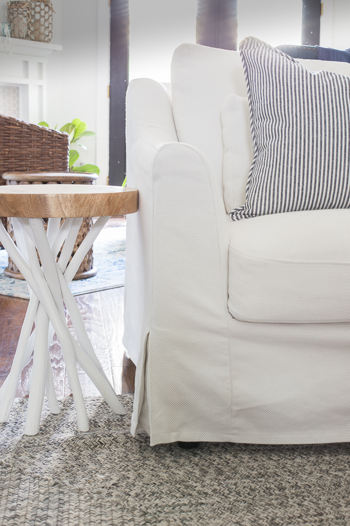 These IKEA chairs are showstoppers and won't break the bank - this review of the Farlov chair is great